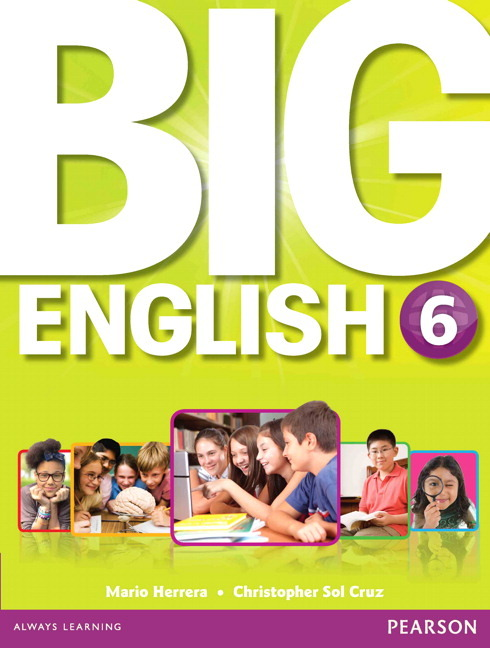 Big English pupil's book 6