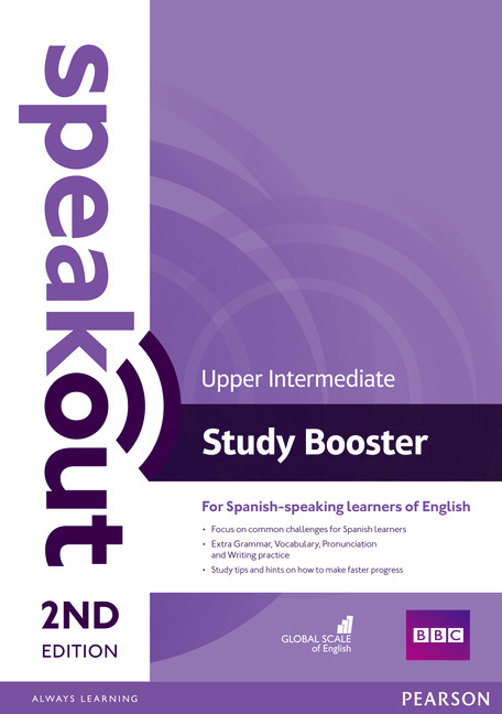 Speakout Study Booster Upper Intermediate