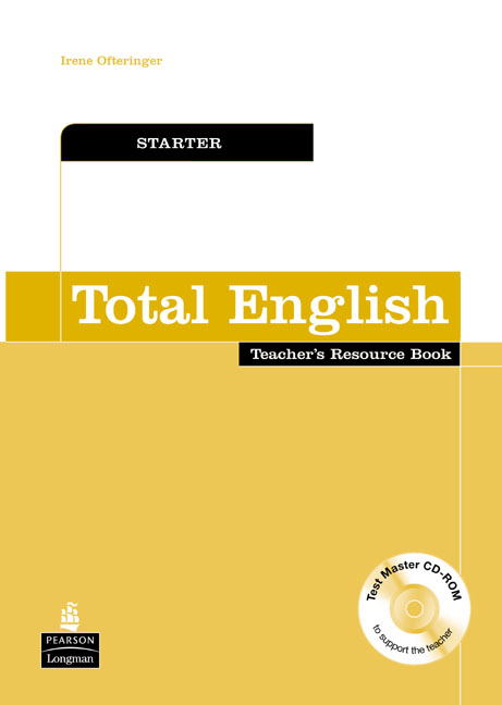 New Total English Teacher's Book Starter