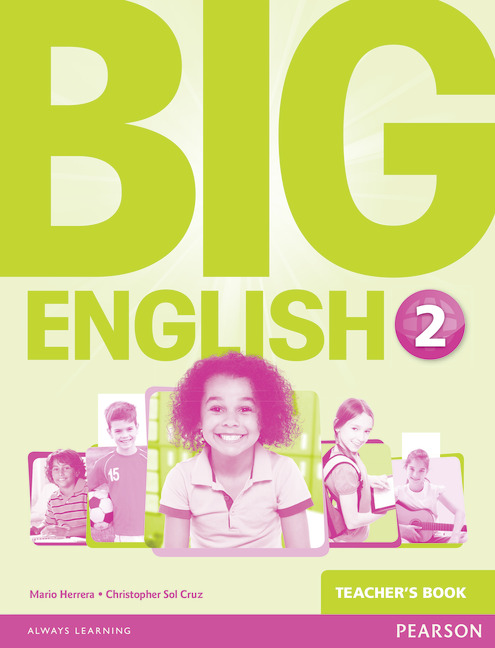 Big English teacher's book 2