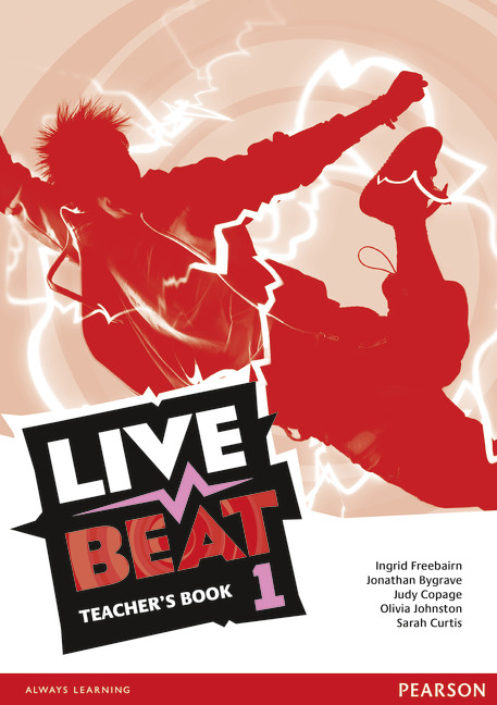 Live Beat Teacher's book 1