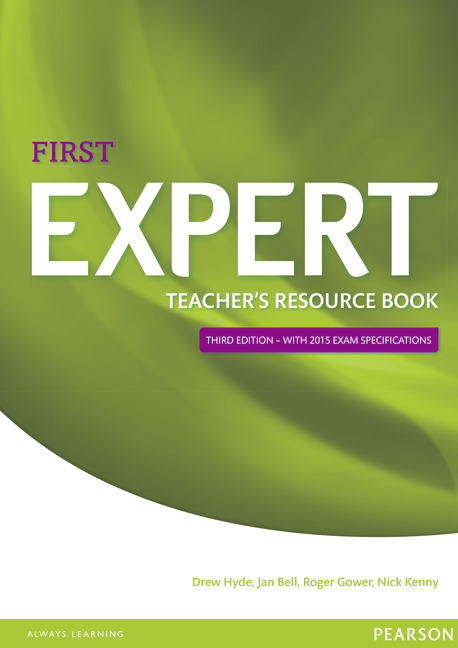 Expert Teacher's Book First NE for 2015 Exam