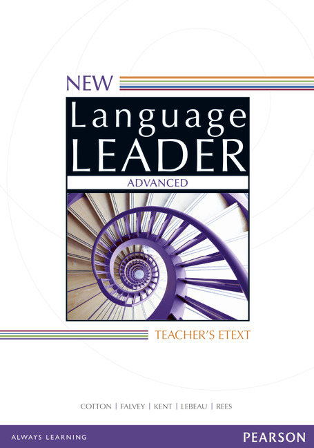 New Language Leader Teacher's Book Advanced
