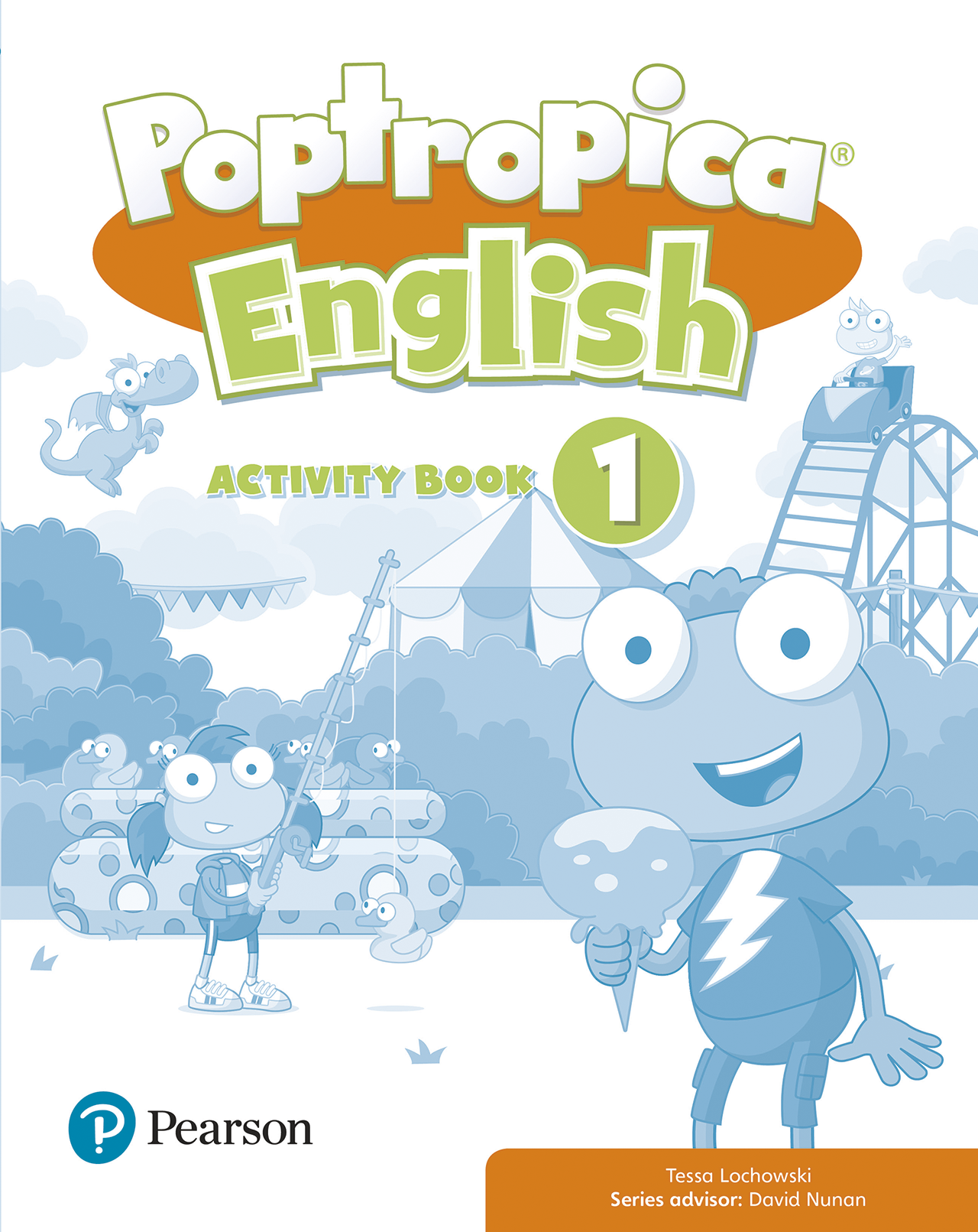 Activity Book with Vocabulary App