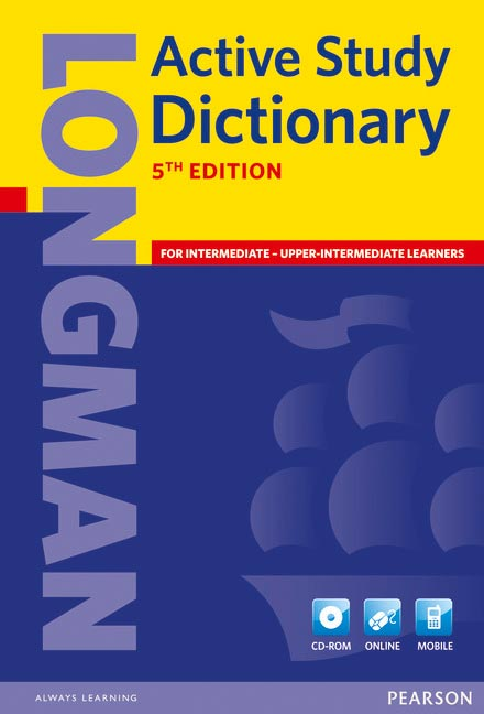 Pearson dictionary Active Study