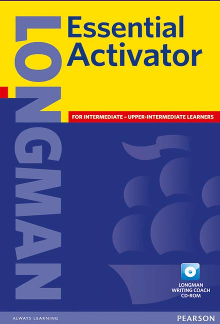 Pearson Dictionary Language Activator