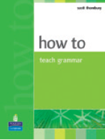How to Grammar coursebook Pearson English