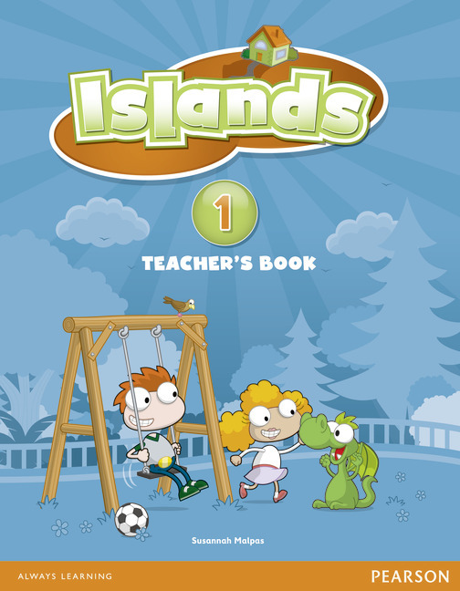 Islands teacher book