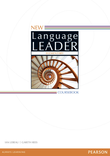 Language Leader Pearson Adults Course