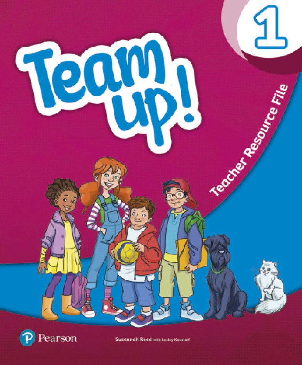 Team up teacher resources pack