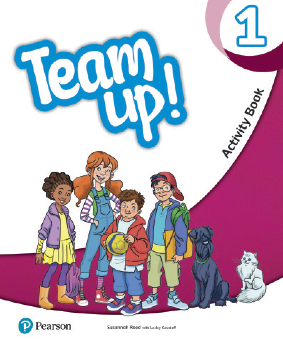 Team up Activity book