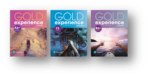gold experience, Improved in response to feedback from teachers